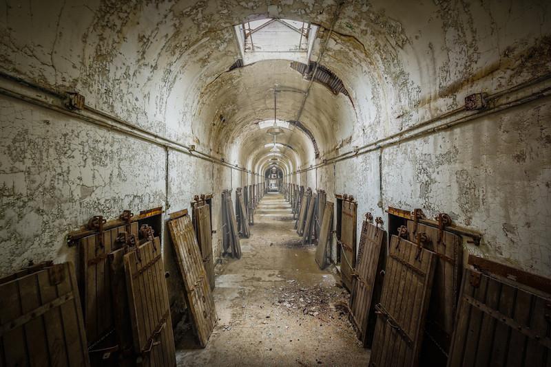 Hall of Broken Doors